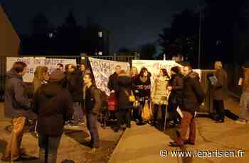 Herblay-sur-Seine : les enseignants passent la nuit au collège pour exprimer leur ras-le-bol - Le Parisien