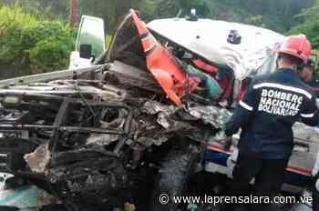Cuatro heridos en accidente de tránsito en Higuerote - La Prensa de Lara