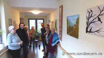 Freude an der Kunst strahlt aus - Nordbayern.de