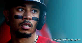 Mookie Betts Deal Offers Painful Reminders of Boston's Past
