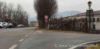 Nuovi limiti di velocità in via Bentivoglio e via Prati - L'Amico del Popolo
