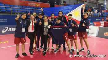 PH sepak takraw clinches double gold in SEA Games 2019 hoops events - Rappler
