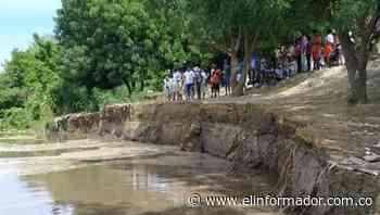 Erosión fluvial empieza a afectar a Cerro de San Antonio - El Informador - Santa Marta