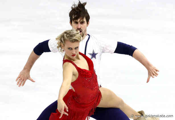 Hubbell and Donohue take narrow lead at Four Continents