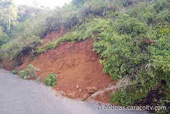 Derrumbe en Concordia tiene sin gas a tres municipios del suroeste antioqueño - Noticias Caracol