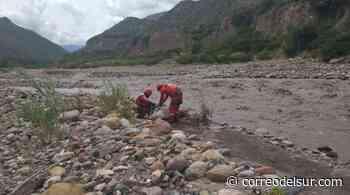 Encuentran segundo cuerpo sin vida de jóvenes arrastrados por riada en Sorata - Correo del Sur
