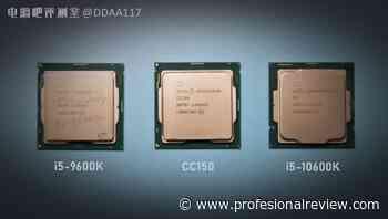 Intel CC150: Una misteriosa CPU Intel de 8N/16H y sin Turbo - Profesional Review