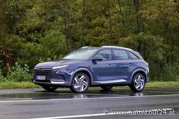 Test Hyundai Nexo - Autoscout24 Austria