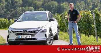 Walter Röhrl testet: Warum Wasserstoffautos wie der Hyundai Nexo das Thema der Stunde sind - Kleine Zeitung