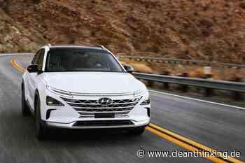Hyundai Nexo kommt 2018 mit Brennstoffzelle und 800 Kilometer Reichweite - Cleanthinking.de
