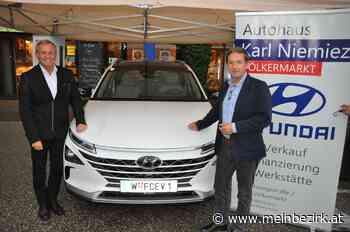 Wirtschaft: Hyundai Nexo wurde vorgestellt - Völkermarkt - meinbezirk.at