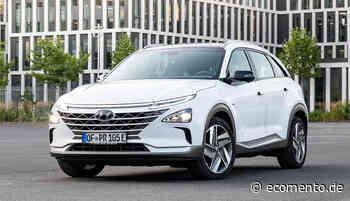 Wasserstoff-SUV Hyundai Nexo trifft auf große Nachfrage - ecomento.de