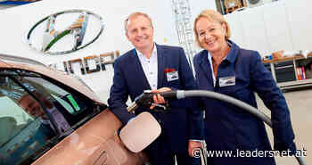 Hyundai Nexo Roadshow machte in Wien Halt - Leadersnet.at