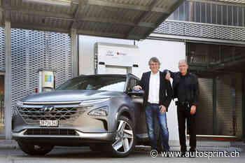 Hyundai: All-New Nexo schafft saubere Luft - AutoSprintCH