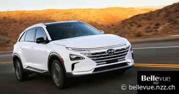Hyundai Nexo: Wasserstoffbetriebenes Elektroauto im Test - NZZ Bellevue