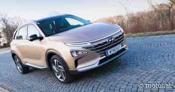 Hyundai Nexo: Das Wasserstoff-Auto im Praxistest - motor.at