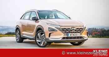 Im Test: Wie sich das Wasserstoffauto Hyundai Nexo fährt - Kleine Zeitung