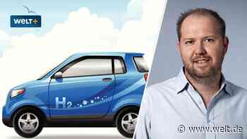 Wasserstoffauto: Testfahrt im Hyundai Nexo - DIE WELT