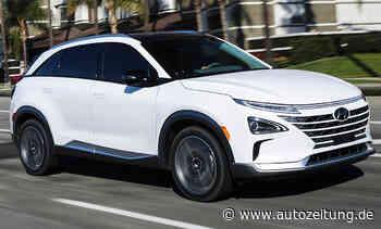 Hyundai Nexo: Test - Autozeitung