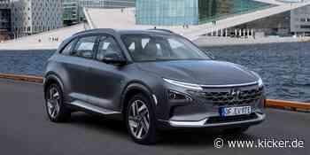 Anders elektrisch: Hyundai Nexo mit Brennstoffzelle - kicker - kicker