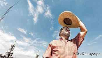 ¡Récord Histórico! Salitral alcanzó la temperatura más alta del verano - Diario El Tiempo - Piura