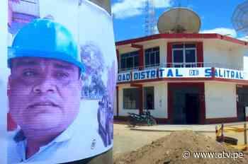 """Un gerente que """"brilla"""" como alcalde ¿Qué se oculta en Salitral? - ATV.pe"""