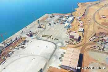 Perú: Terminal Portuario Paracas entrega obras de la primera etapa del Puerto General San Martín - PortalPortuario