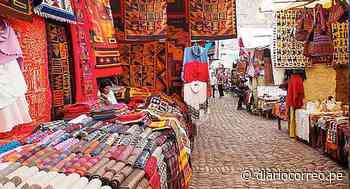 Feriantes serán sancionados por echar concreto sobre antigua plaza de Pisac en Cusco (FOTOS) - Diario Correo