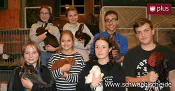 20 Jungzüchter stellen in Lauchheim aus - Schwäbische