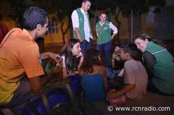 Asaltan cargamento con donaciones para niños migrantes en Arauca - RCN Radio