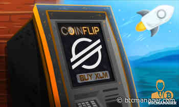 U.S.: Stellar Lumens (XLM) Now Available In CoinFlip ATMs Across 450 Locations - BTCMANAGER