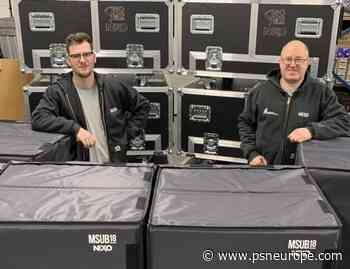 'Together we're the biggest UK NEXO users': Rental houses forge alliance with GEO M12 purchase - PSNEurope