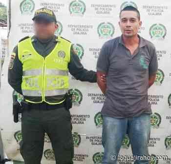 Capturan en Dibulla, hombre señalado de cometer cuatro homicidios - La Guajira Hoy.com