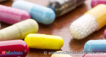 Share market update: Pharma shares up; Divi's Lab climbs 5% - Economic Times