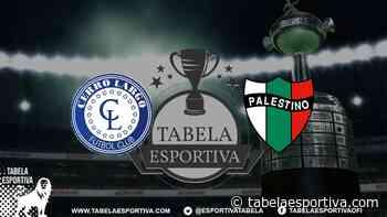 Cerro Largo x Palestino: Onde assistir AO VIVO – Copa Libertadores - 5/2/2020 - Tabela Esportiva