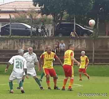 Itaqui goleia em 4ª rodada do Futebol Sessentão em Mogi Mirim - O Regional