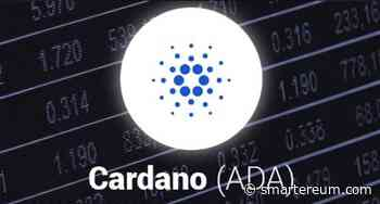 Cardano ADA News Today - Cardano Price Rose by 60% in Less Than 40 Days - Smartereum