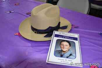 New York State Trooper Mattice Honored 10 Years After Death - WICZ