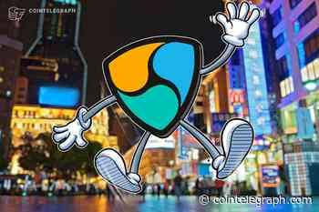 NEM (XEM) Gains 25% as Altcoins Follow Bitcoin's 30% January Surge - Cointelegraph