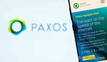 USD-Pegged Stablecoin, Paxos Standard (PAX) Set to Issue Tokens on Ontology's Blockchain - Coindoo