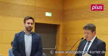 Björn Sommer zum Ersten Stadtrat in Oestrich-Winkel gewählt - Wiesbadener Kurier