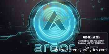ARDOR (ARDR) Facilitates Low-Cost Plug and Play Blockchain with Their Child Chains - The Cryptocurrency Analytics