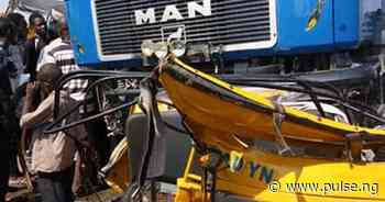 5 dead as lorry crushes commercial tricycle in Yenagoa - Pulse Nigeria