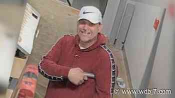 Thief's 'eerie' grin caught on camera during theft at Ky. school construction site - WDBJ7