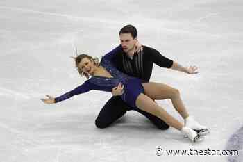 Canadian duo first after pairs short program at Four Continents figure skating