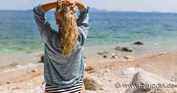 Sommer-Look Beach Waves: So geht's | freundin.de - freundin