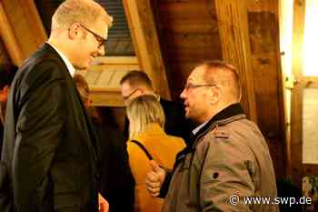 Bürgermeisterwahl in Oberrot: Sofa schlägt Wahllokal: Die Mehrheit bleibt daheim - SWP