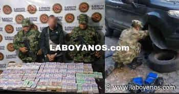 Incautaron más 1.100 millones de pesos en la vía Pitalito-Mocoa - Laboyanos.com