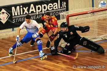 Hockey pista, Serie A1 2020: al Montebello il derby vicentino contro Sandrigo, bianco-rossi vittoriosi 4-3 - OA Sport