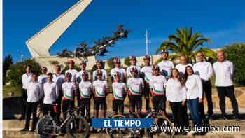 En Paipa, presentado el UAE Team Colombia - El Tiempo